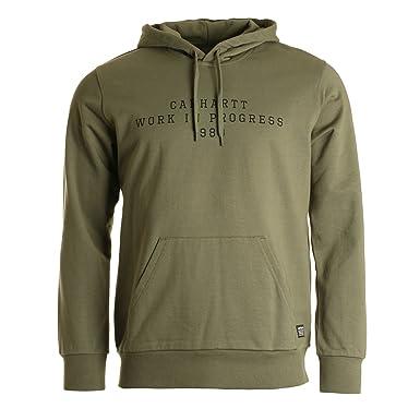 Carhartt - Carhartt Sudadera Hooded Imprint Sweatshirt Hombre talla: M
