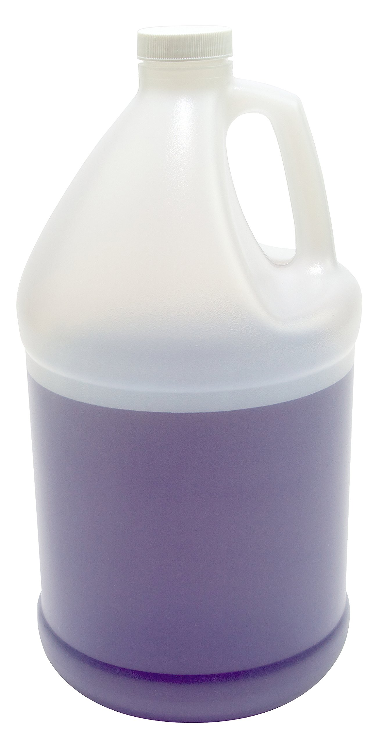 Dynalon 608715 HDPE Lightweight Lab Storage Jug with Handle, 1-Gallon Capacity