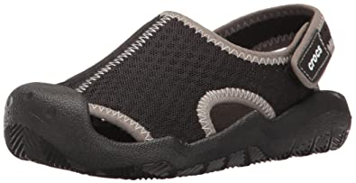 c0e8109c8f86 Crocs Kids  Swiftwater Sandal