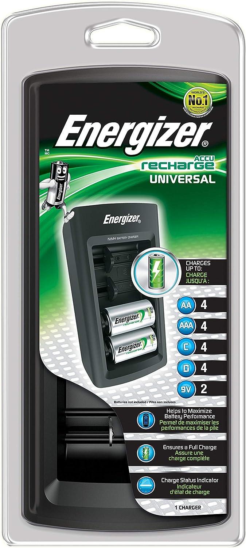 Energizer 633156 Akku Ladegerät Elektronik