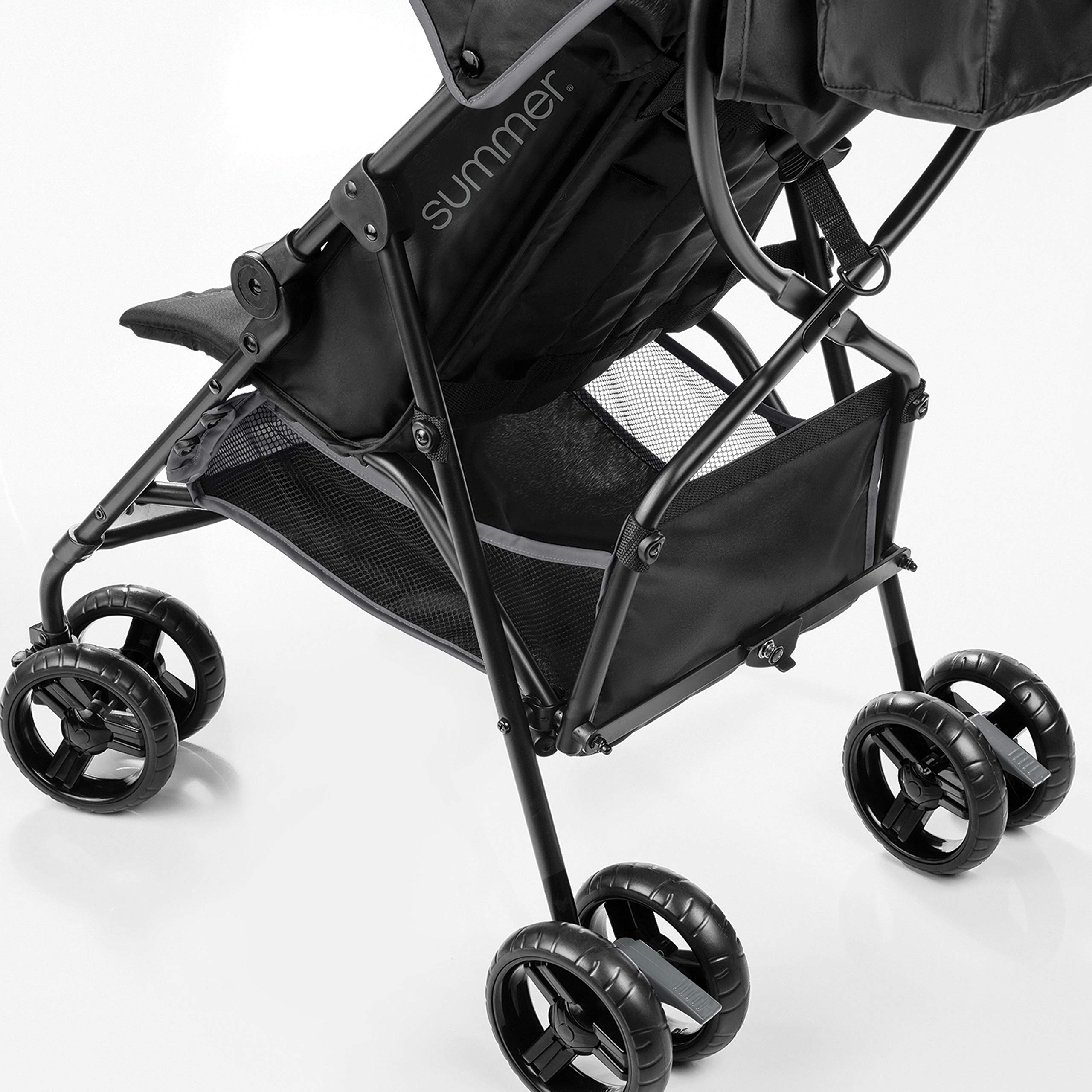 Summer Infant 3D Mini Convenience Stroller, Gray by Summer Infant (Image #7)