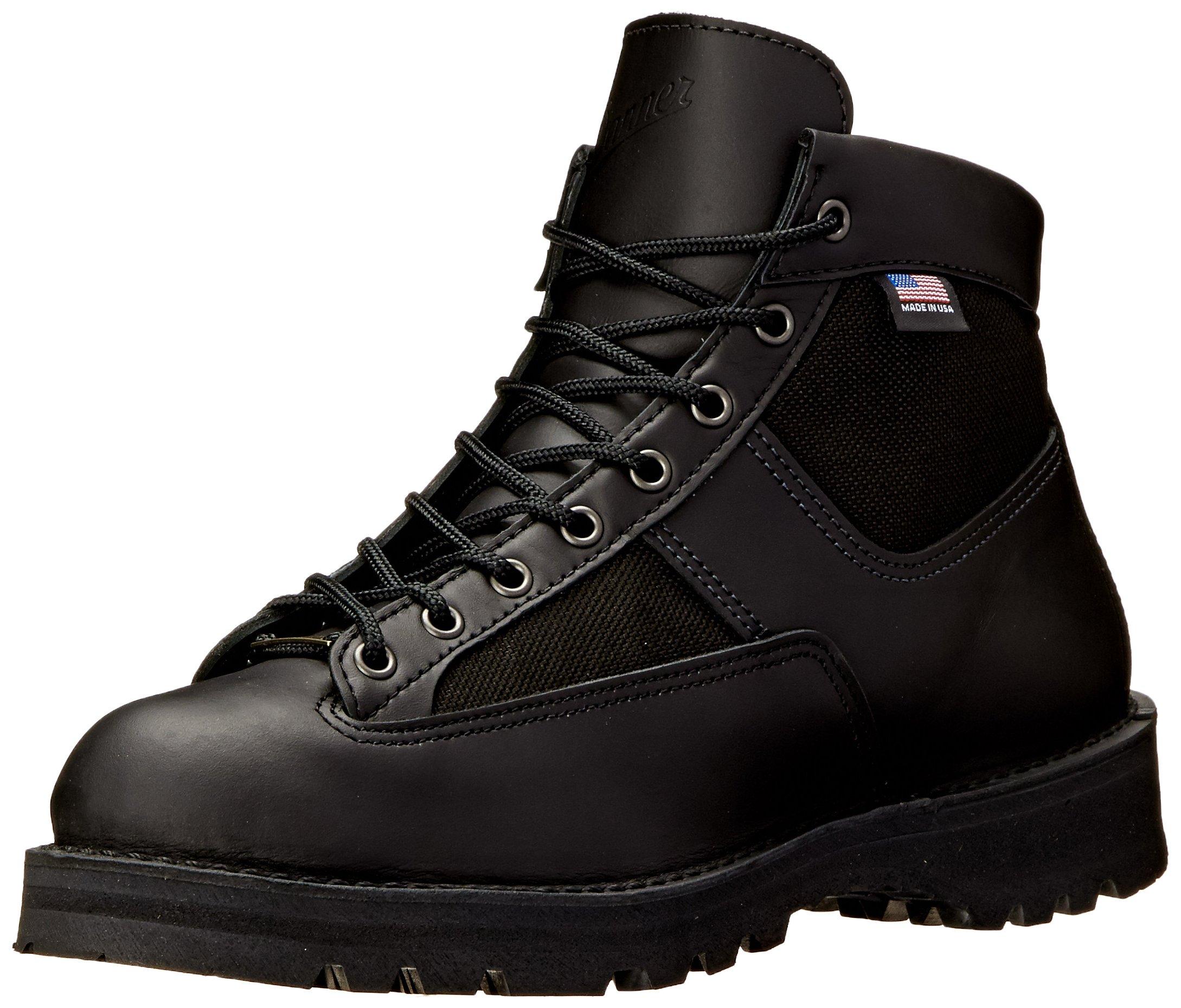 Danner Patrol 6 Inch Law Enforcement Boot, Black,10 D US