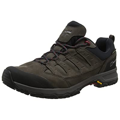 Amazon.com | Berghaus Men's Fellmaster Active Tech Low Rise Hiking Boots | Hiking & Trekking