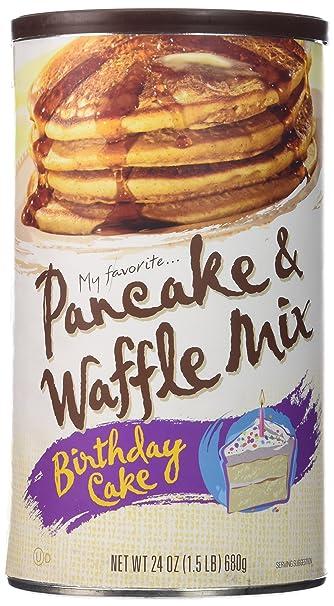 Amazoncom  My Favorite Birthday Cake Pancake  Waffle Mix  Oz - Favorite birthday cake