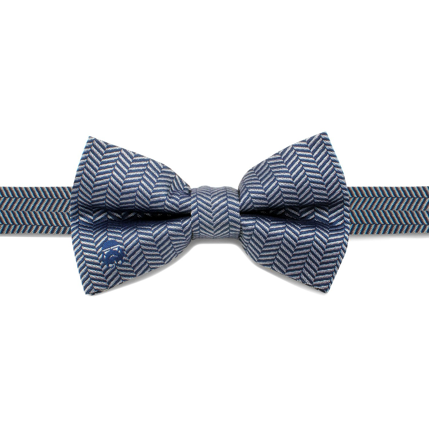 Star Wars Stormtrooper Big Boys' Silk Bow Tie, Officially Licensed SW-STEMB-KBT-BB