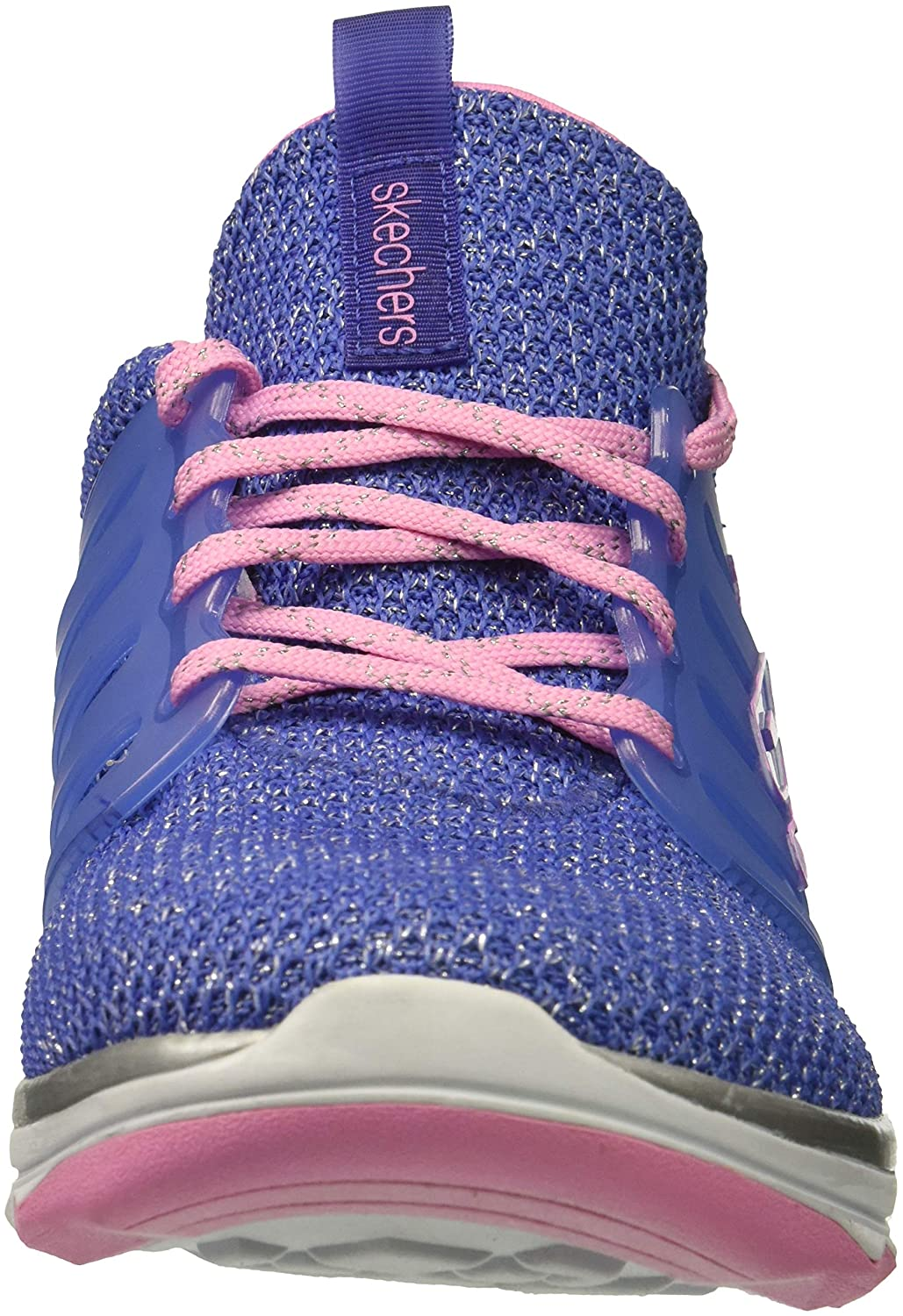Skechers Kids Girl's Diamond Runner Sparkle Sprint Sneaker