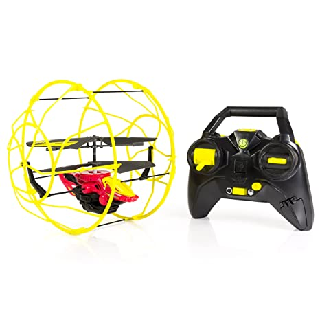 Air Hogs RC Rollercopter - Amarillo / Rojo: Amazon.es: Hogar