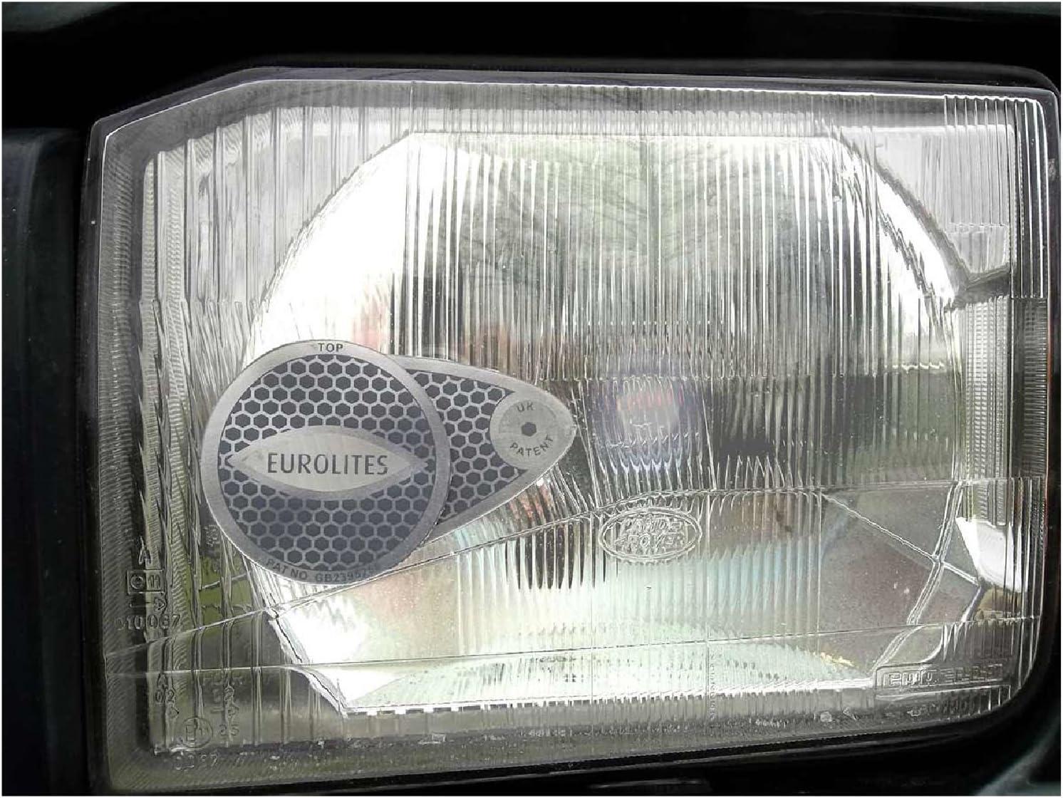Headlight Beam Deflectors Converters Headlamp Benders Left Hand Drive Cars FR