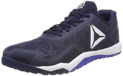 Reebok Ros Workout TR 2.0, Chaussures de Fitness Homme, Noir (Black/Alloy/White 000), 45 EU