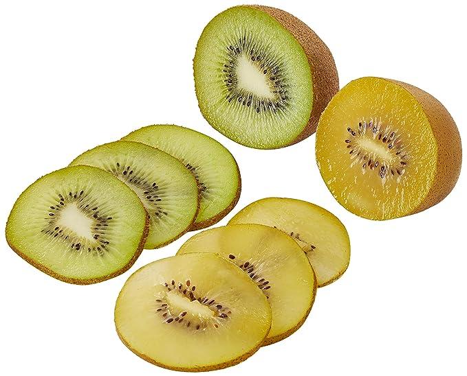 Kiwis Zespri - bandeja de 1 kiwi verde + 1 kiwi gold, 180 gramos