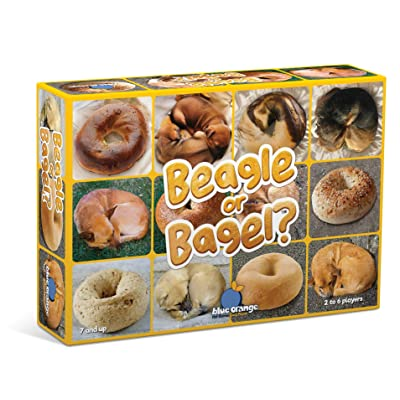 Beagle Or Bagel: Toys & Games