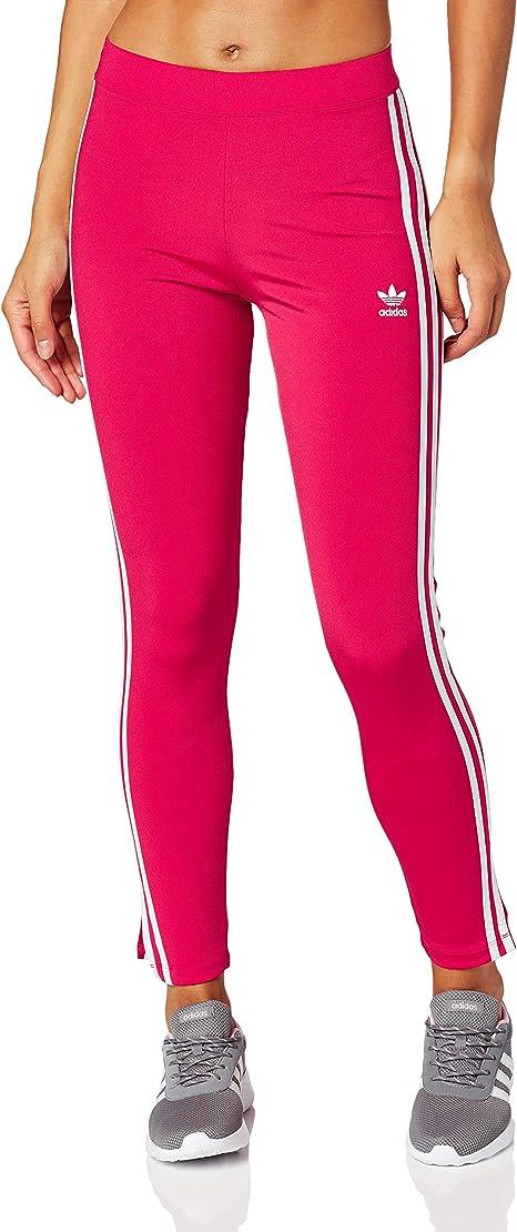 leggings adidas neri e rosa