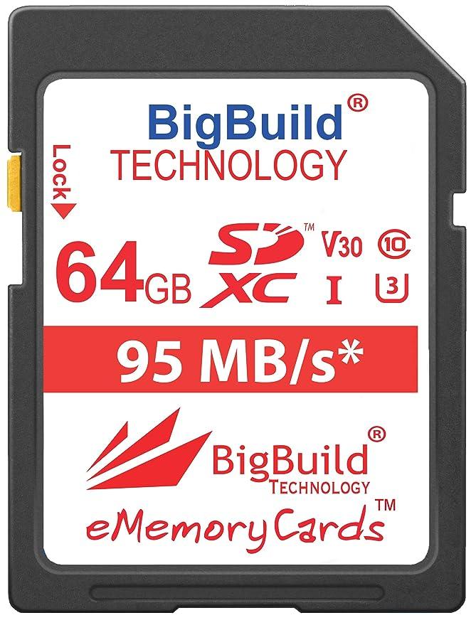 BigBuild Technology UHS-I U3 - Tarjeta de Memoria para ...