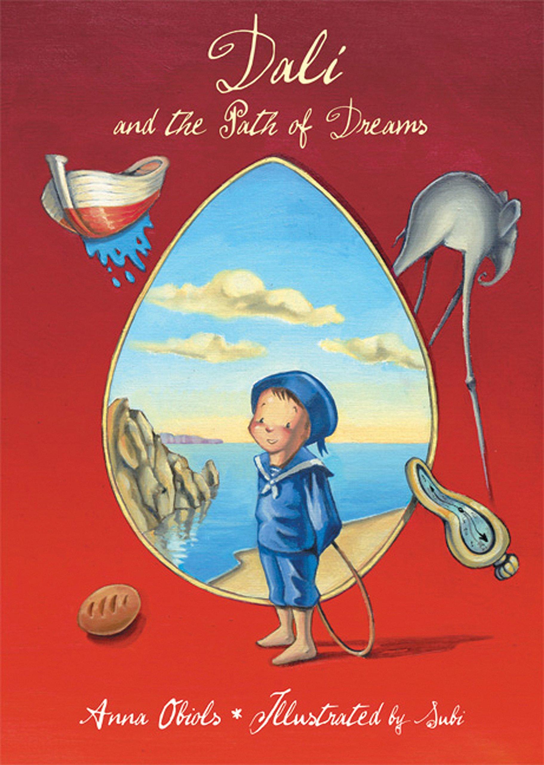 Amazon com: Dali and the Path of Dreams (9781845077778
