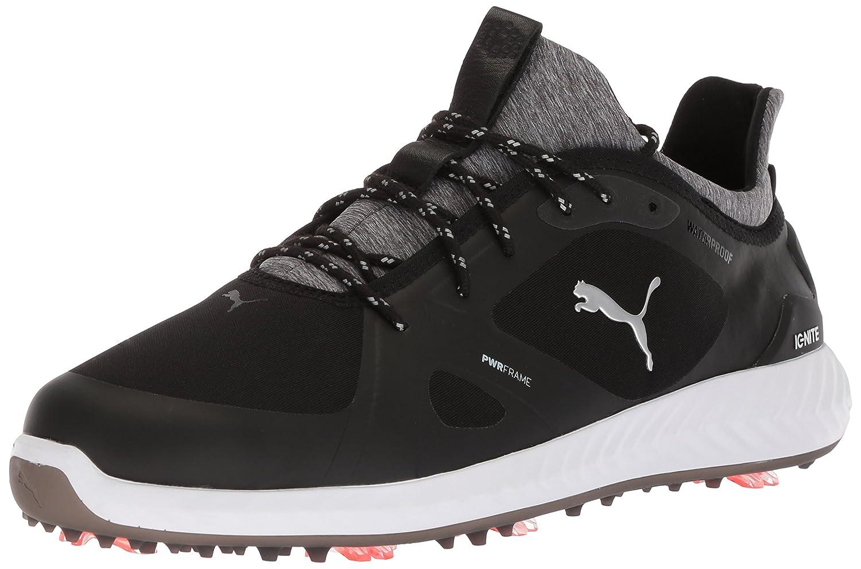 Puma Golf メンズ Ignite Pwradapt B074ZJW3MT 13 D(M) US ブラック/ブラック
