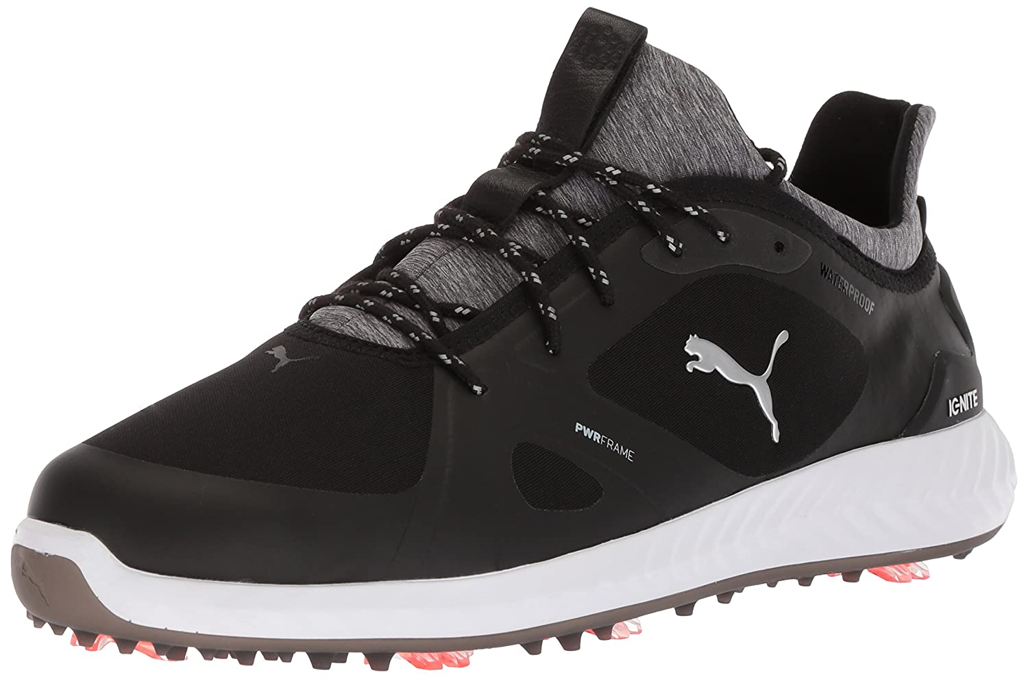 PUMA Men's Ignite Pwradapt Golf Shoe