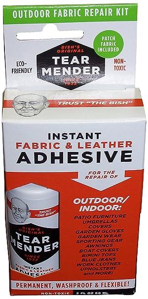 Amazon Tear Mender Outdoor Fabric Repair Kit 2 Oz Bottle TM