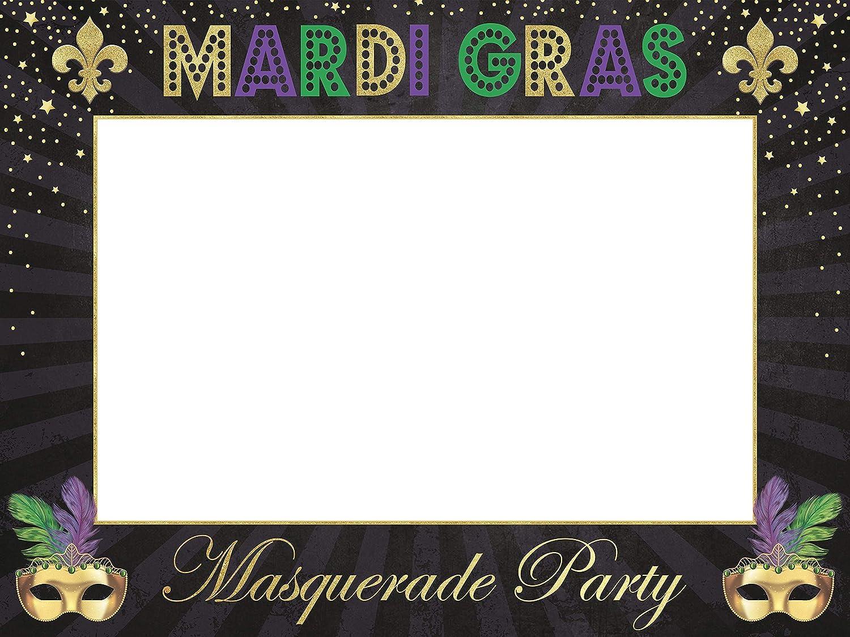 Masquerade Party Masquerade Party Backdrop Mardi Gras Party favors Mardi Gras Decoration Handmade Party Supplies Photo Size 24x36,48x36 Mardi Gras Party Photobooth Frame Photo Booth Frame Party