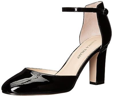 Ivanka Trump Women's Berea Pump, Black Patent, 6 Medium US