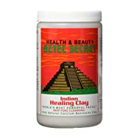Aztec Secret Indian Healing Clay Deep Pore Cleansing, 0.9kg (1 Bottle), The worlds most powerful Facial