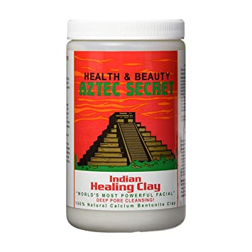 Amazon.com : Aztec Secret - Indian Healing Clay - 2 lb. | Deep Pore ...