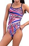 Adoretex Women's Pro One Piece Athletic Swimsuit