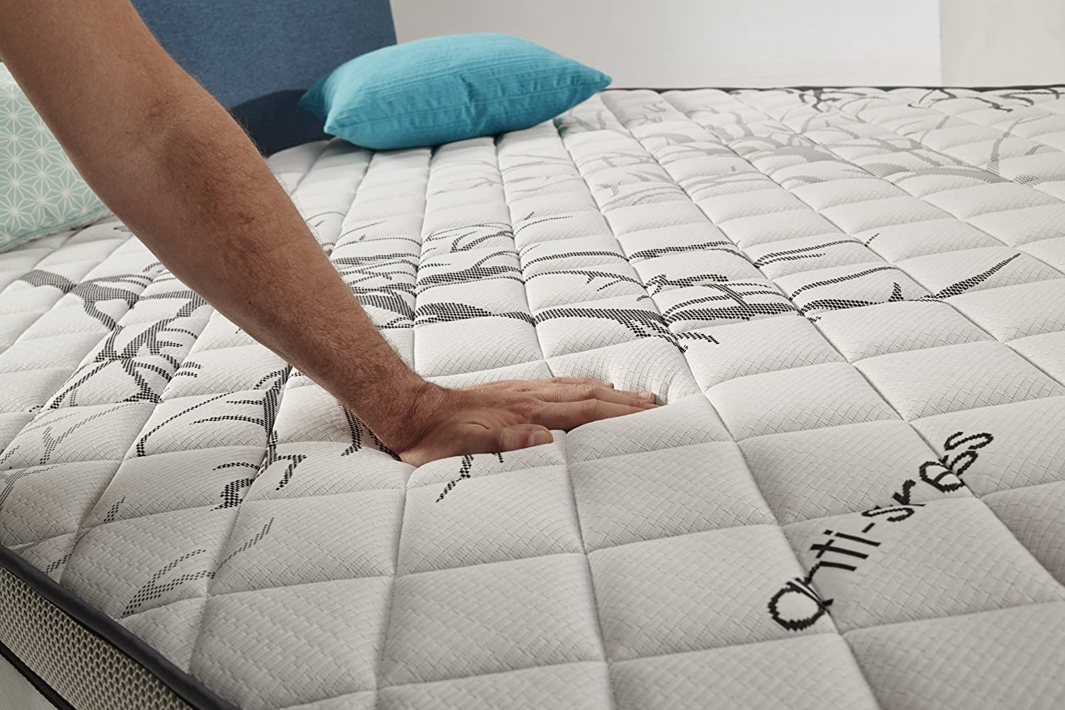 Matelas Solar Mémoire Visco V200 Visco Gel Mousse Hr Active