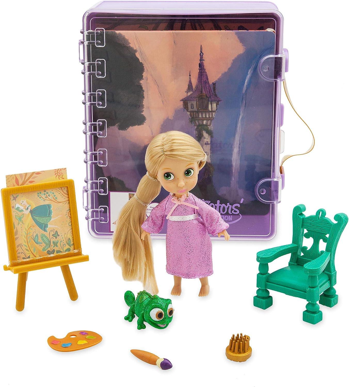 mini coffret Raiponce disney store Disney animators collection Raiponce