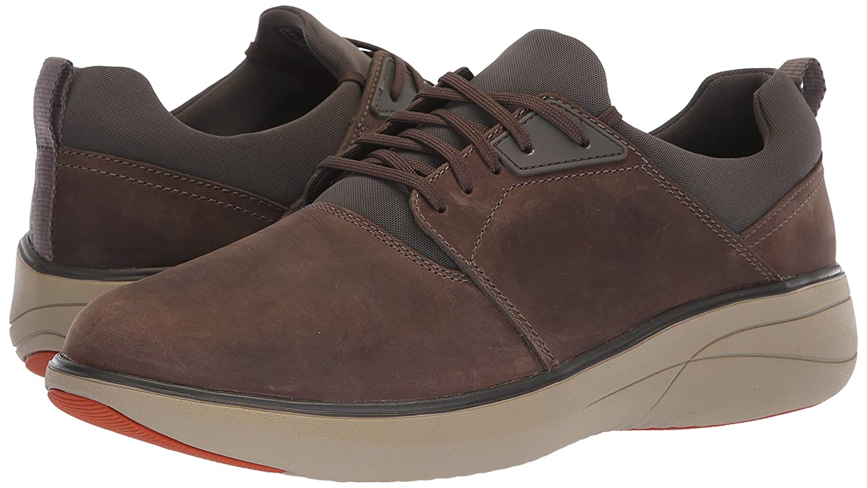 Buy Clarks Men's Un Rise Lo Sneaker at