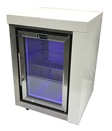Merveilleux Mont Alpi Refrigerator Cabinet Module