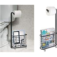 Tuvalet Kağıdı Ve Magazinlik Standı Siyah Renkli