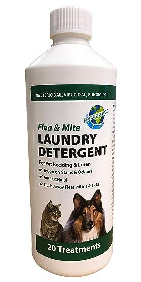 Paragon Flea And Mite Laundry Detergent White 500 Ml Amazoncouk