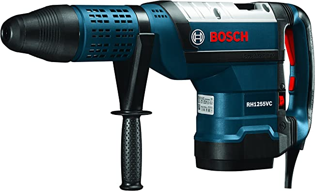 Best Rotary Hammer Drills 2020: Bosch RH1255VC Review