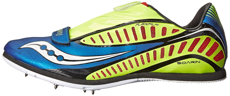 Saucony Mens Soarin J Spike Track Shoe