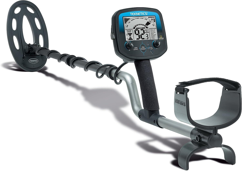 Teknetics 8000 Omega - Detector de Metales: Amazon.es: Bricolaje y ...