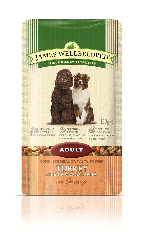 Amazon.com: James Wellbeloved Bolsa Turquía para Adultos con ...