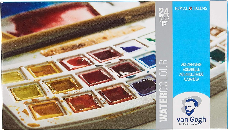 Kunststoff Aquarell Box Farbe Aquarellkasten Palette f/ür Aquarell Gouache Pfannen f/ür K/ünstler Malerei Aquarellfarben Leer Pfannen Aquarell Farben Pan Aquarellfarben Halben Pfannen Box 140 St/ücke