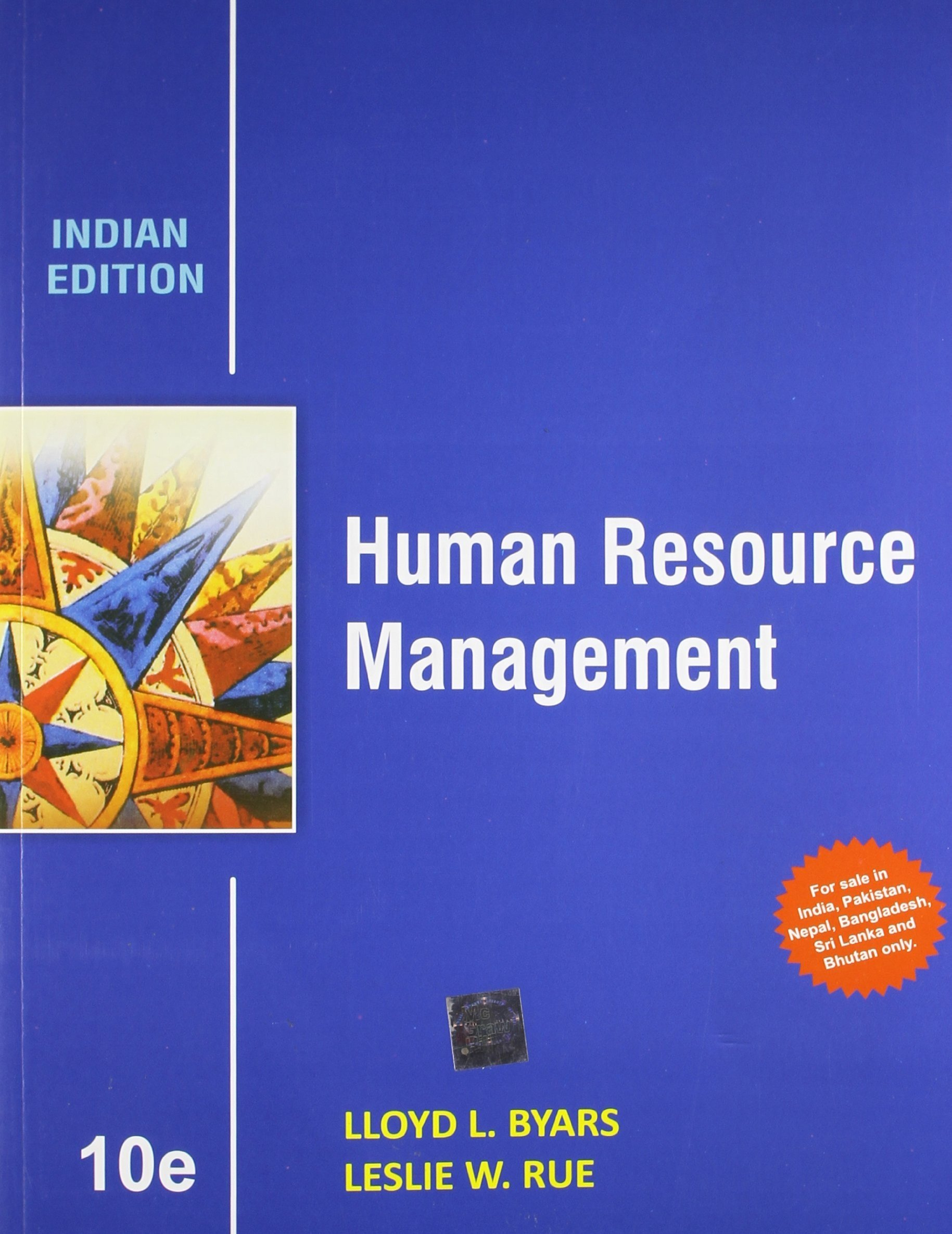 Read Online Human Resource Management (10th Ed) [INTERNATIONAL PAPERBACK] ebook