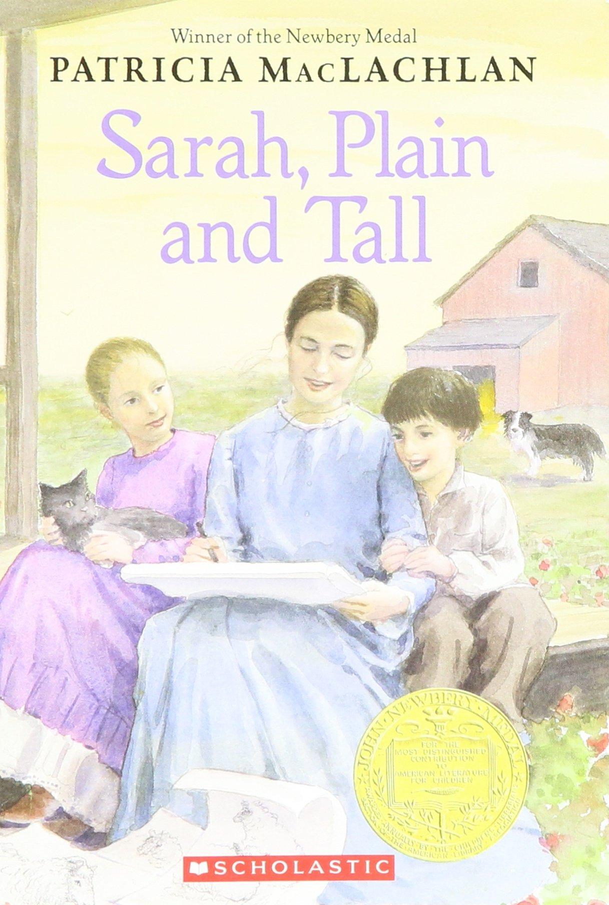 Sarah, Plain and Tall pdf epub