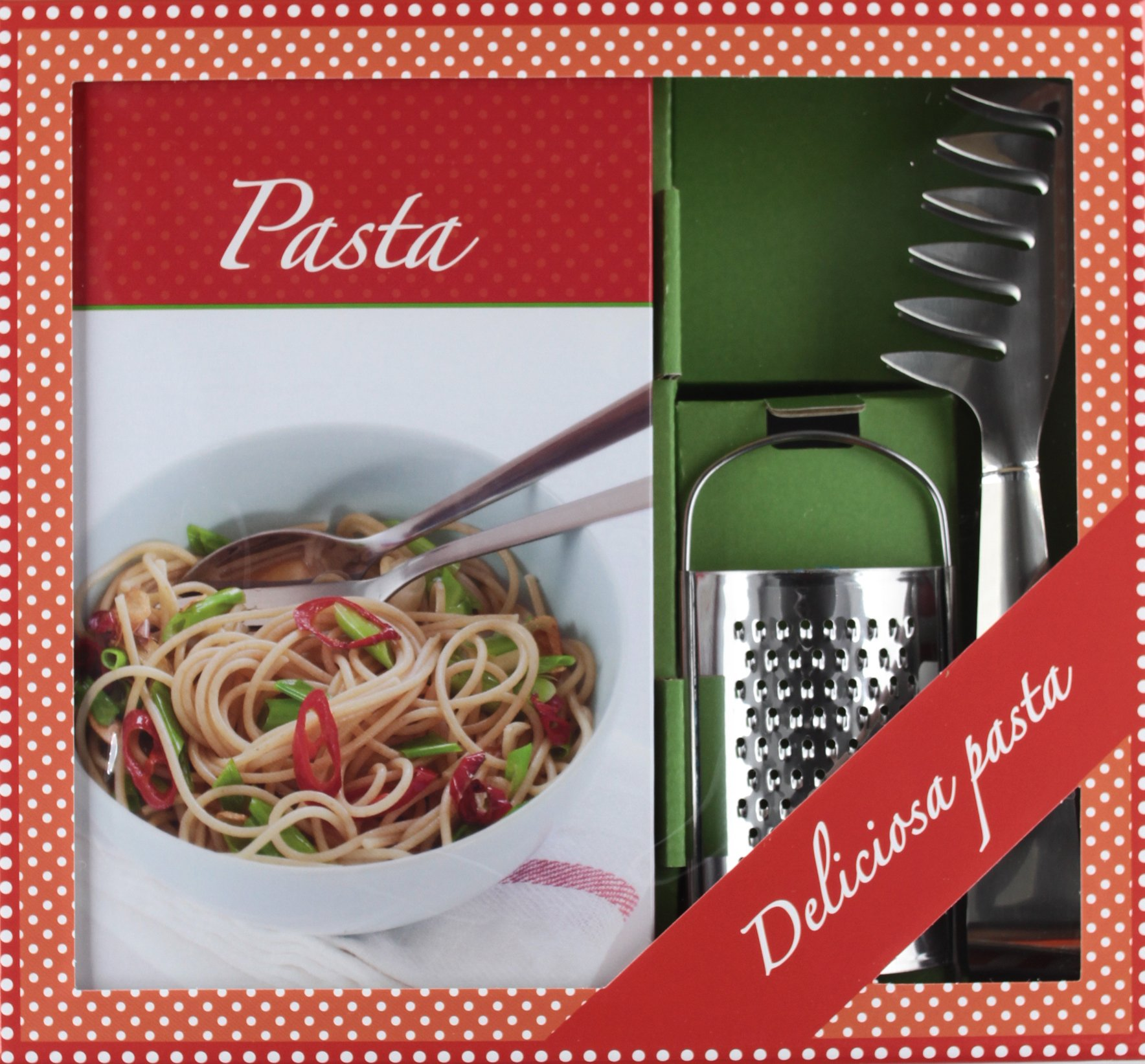 PASTA.(ESTUCHE): VARIOS: 9783625002208: Amazon.com: Books