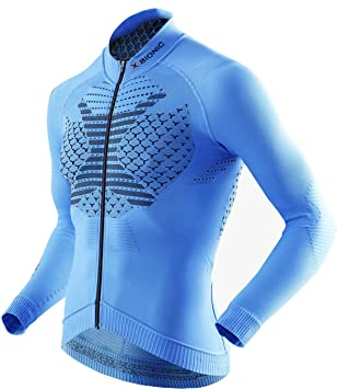 X-Bionic Biking twyce OW LG-SL, Camiseta para Hombre: Amazon.es: Deportes y aire libre