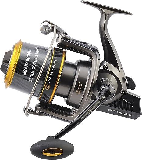 Penn Affinity LC 7000 - Carrete de Spinning (13 kg, Color Negro ...