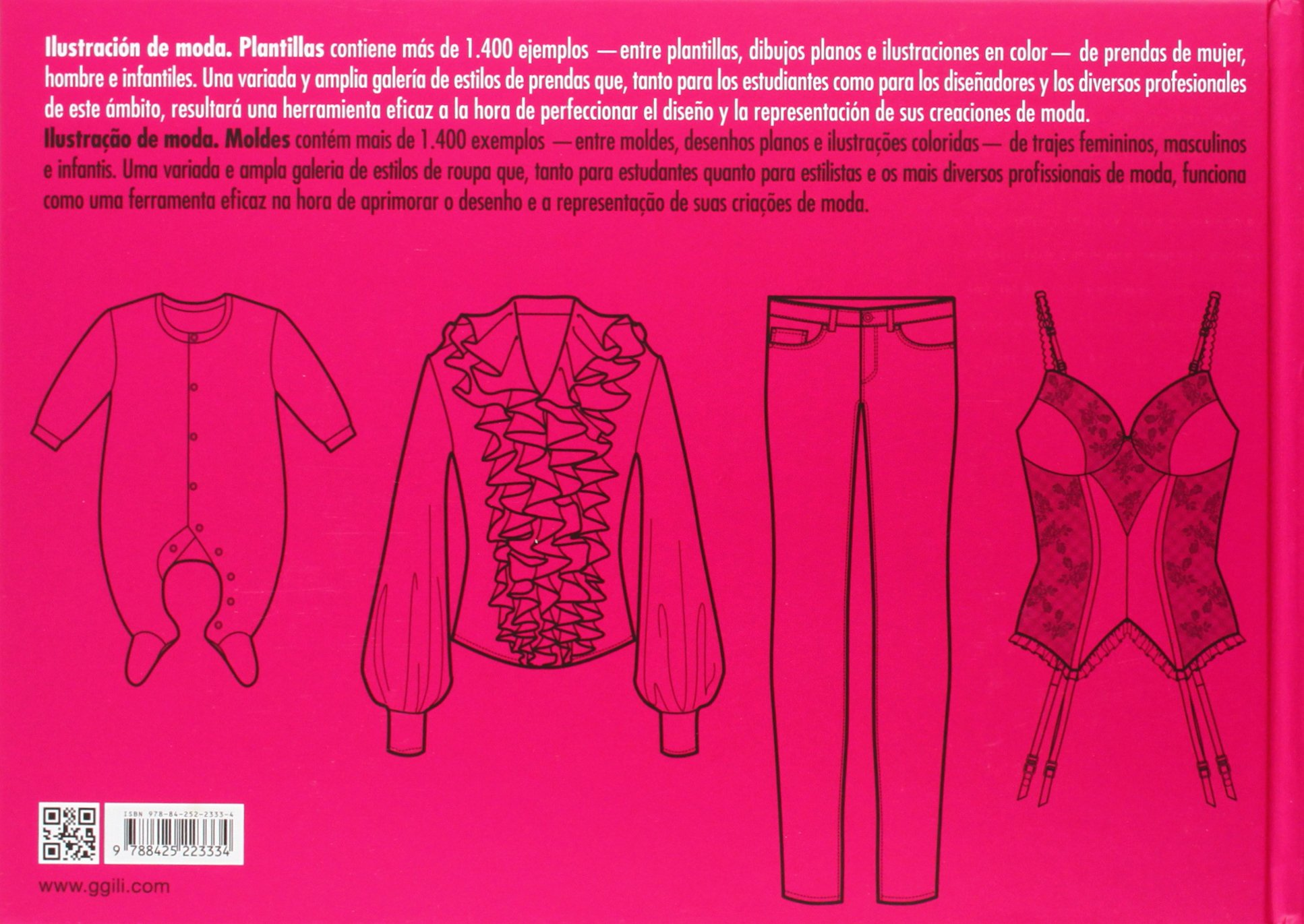 Ilustraçao de moda: Plantillas. Moldes (Spanish Edition): F. Volker Feyerabend, Belén Herrero, Iara Biderman, Frauke Gosh: 9788425223334: Amazon.com: Books