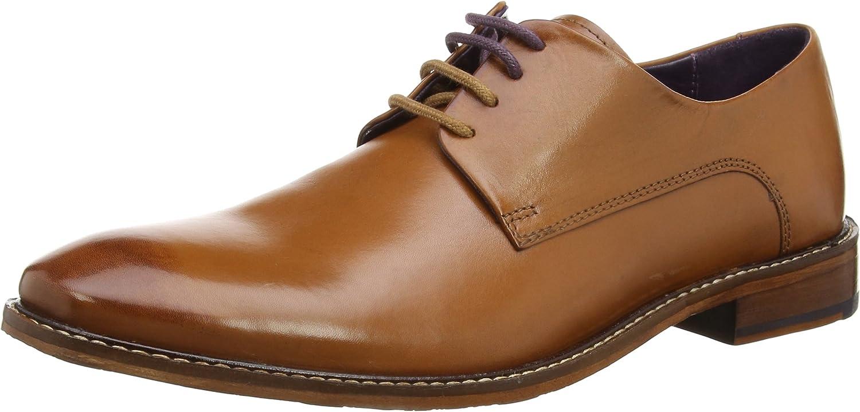TALLA 43 EU. Ted Baker Irron3, Zapatos de Cordones Derby para Hombre