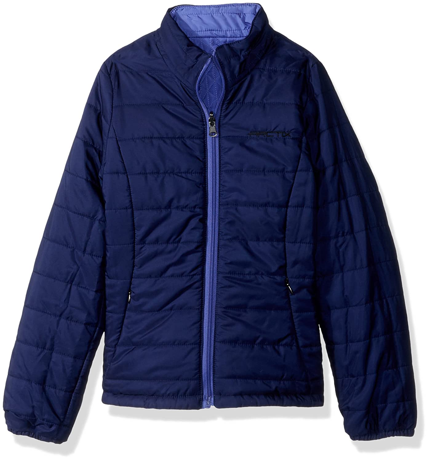 Arctix Girl's Hanna Ultra Lite Reversible Quilted Jacket