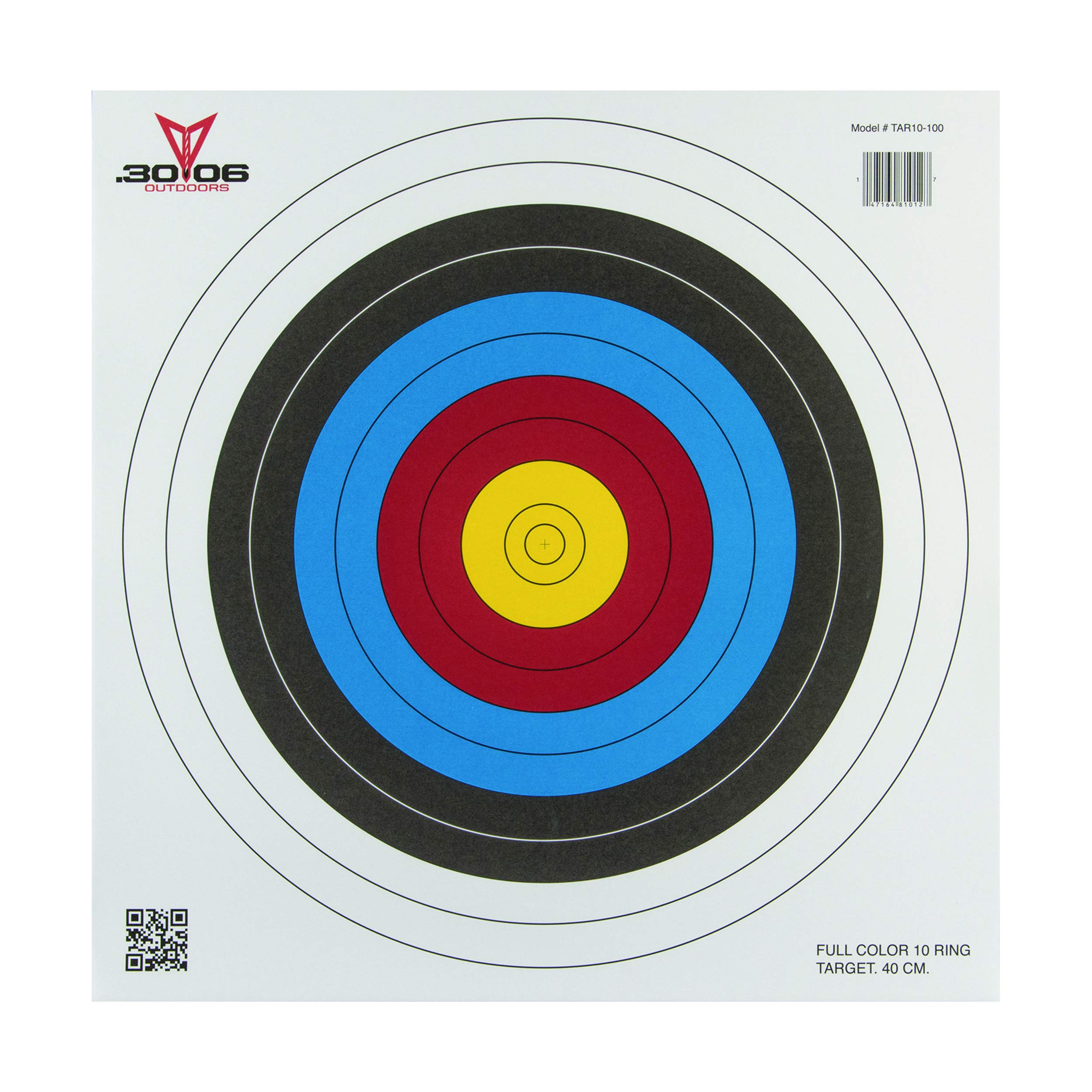 30-06 Outdoors Easy Pull Target Pins 4 Pack Silver