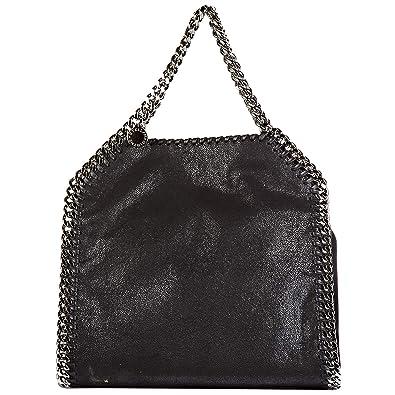 7eb4a030338 Stella Mccartney sac à main femme mini falabella shaggy deer noir ...