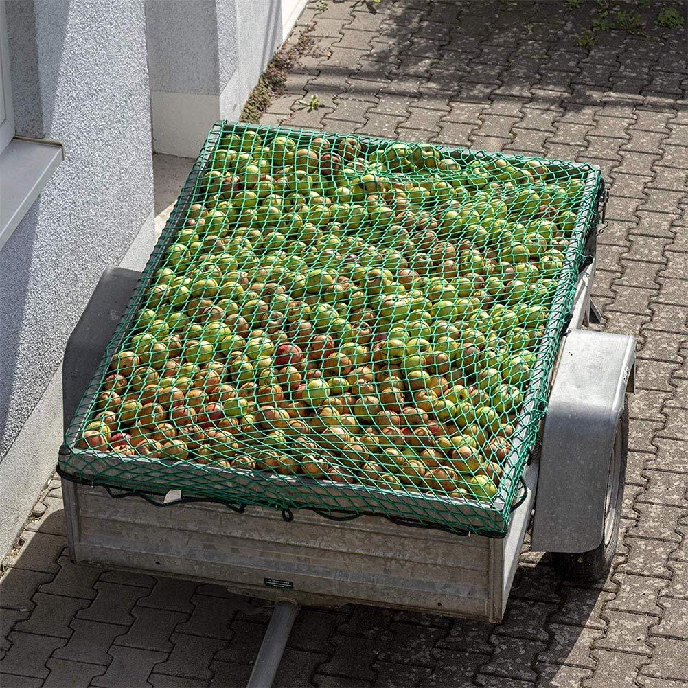 da Carico Protezione Contenitiva di Sicurezza Fermabagagli TIMESETL Rete per Rimorchio Container