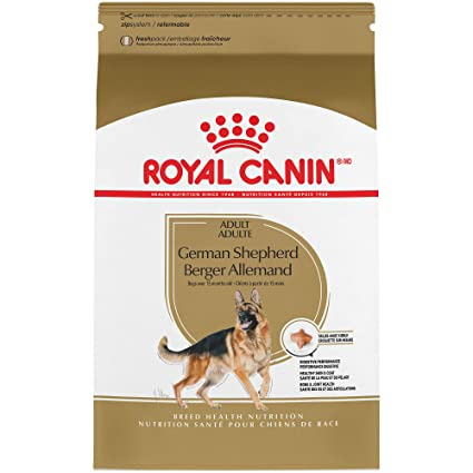 : Royal Canin Breed Health Nutrition German Shepherd Adult ...
