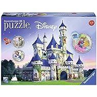 Ravensburger Disney Castle 3D Puzzle (216 Piece)